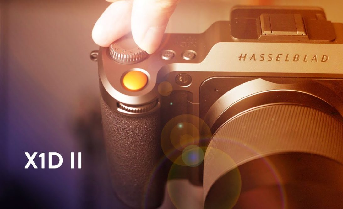 Hasselblad X1D II :: Hands on Preview – Domainlinkr